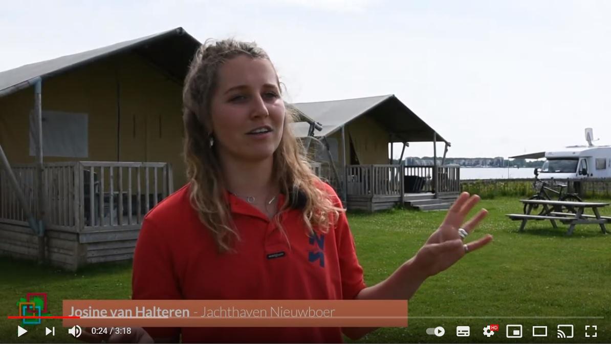 Video Regionaal Perspectief: Jachthaven Nieuwboer